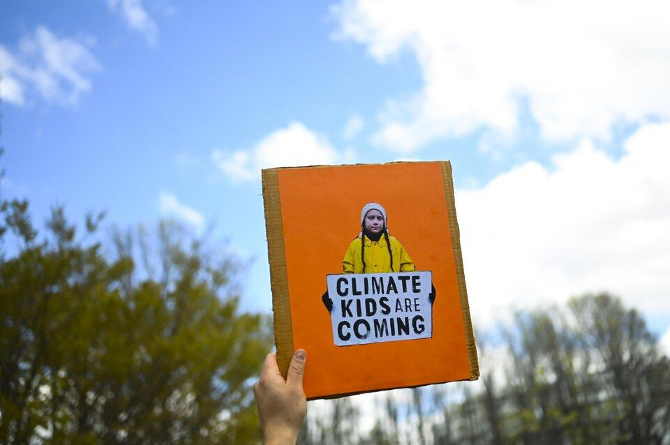 «Climate Kids Are Coming»
